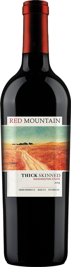 THICK SKINNED RED MOUNTAIN